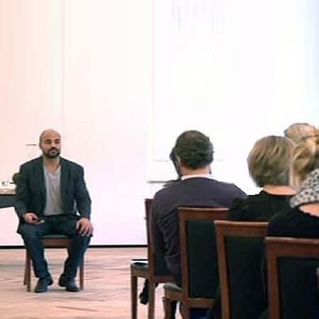 12 minutter til succes meditationskursus med Henning Daverne